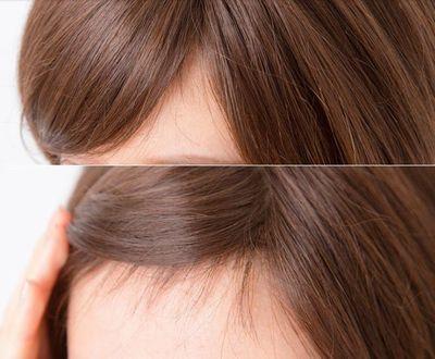 e30ebe71b95c15 天使のマニッシュショート人毛MIX(スキン付)は前髪です:天使のボブ ...